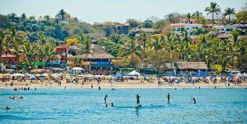 Liquid Diving Adventures Playa Escondida Resort Sayulita Mexico